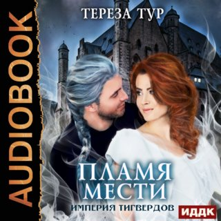 Империя Тигвердов. Книга 3. Пламя мести