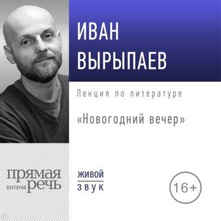 Новогодний вечер с Иваном Вырыпаевым