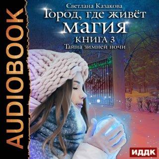 Город, где живёт магия. Книга 3. Тайна зимней ночи