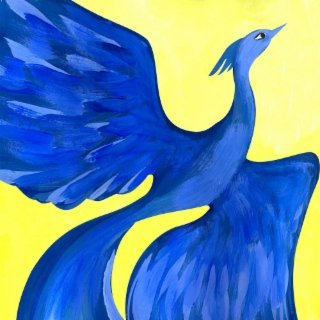 Синяя птица